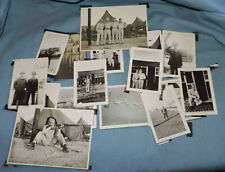 A bunch of WWII era soldier photos - C-3356