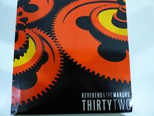 Reverend And The Makers-Thirtytwo Vinyl LP #V34A