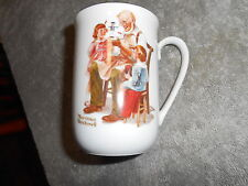 Norman Rockwell Museum Cup - Toy Maker