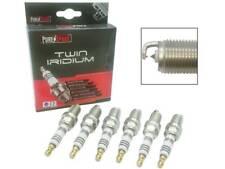 6x Purespark Twin Iridium Upgrade Spark Plugs 3297-02 - ULTRA FINE ELECTRODE