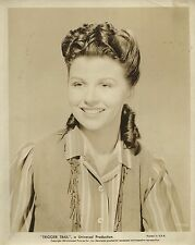 "VIVIAN AUSTIN in ""Trigger Trail"" Original Photo Portrait 1944"
