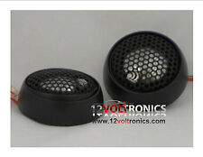 """MASSIVE AUDIO CT1A 1"""" TWEETER 100W ALUMINUM DOME 3-WAT MOUNT WITH PASSIVE XOVER"""
