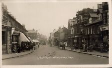 Dovercourt Bay. High Street by Wallis.