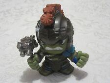 Loose Funko Mystery Minis Bobblehead Mini Thor Ragnarok Gladiator Hulk