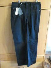 G-Star Raw Womens Midge Saddle Mid Straight Jeans Dark Aged W34/L32 NEW RRP £110