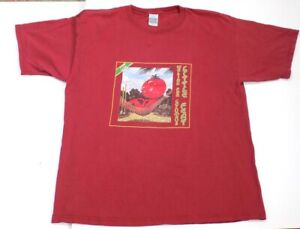 Little Feat T Shirt  Waiting for Columbus 25th Anniversary Tour Dates on Back XL
