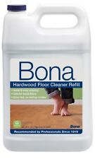 Hardwood Floor Cleaner Refill 128 Ounce Quick and Easy Room Cleaning Dries Fast