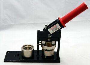 Trece American Button Machine Button Maker MODEL #150 Good Condition FREE SHIP!
