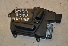 Mercedes R Class Seat Control Switch Left Front A1648201310 W251 2006