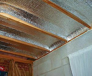 Low-E Insulation Flat Roof Reduces Draughts Thin Profile Easy to Install