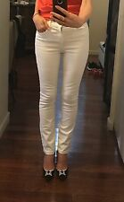 J Brand White Straight Leg Size 24 Style 2112CO28 Jeans