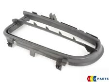 NEW GENUINE PORSCHE 997 04-08 FRONT BUMPER LOWER GRILL RETAINING FRAME LEFT N/S