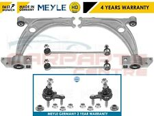 FOR VW PASSAT SHARAN TIGUAN FRONT MEYLE HD LOWER WISHBONE ARMS BALL JOINTS LINKS