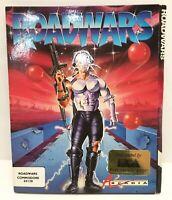 Arcadia ROADWARS Commodore 64 Game in Original Box