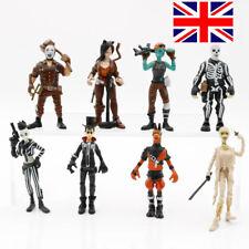8Pcs/Set Fortnite Battle Game Royale Save The World Action Figures Kids Toy Gift