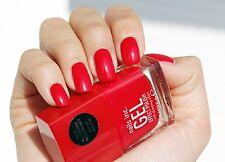 Nails Inc Gel Effect New Nail Polish St. James ~ Glossy Pillar Box Red