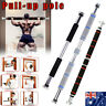 Doorway Excercise Gym Bar Home Fitness Door Chin Pull Up Upper Body Workout AU