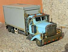 LKW Truck Werkstatt Blechauto Oldtimer Car Antik Retro Modell TOP