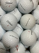 100 TITLEIST PRO V1X PROV1 X *2013 - 2014 LAKE GOLF BALLS VERY GOOD/GOOD QUALITY