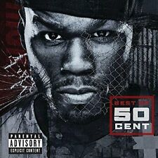 50 CENT CD - BEST OF [EXPLICIT](2017) - NEW UNOPENED - RAP - AFTERMATH