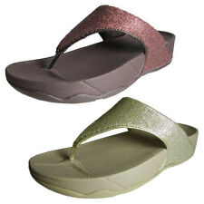 FitFlop Leather T-Strap Sandals & Flip Flops for Women