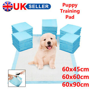 PUPPY TRAINING PADS TOILET LARGE MATS HEAVY DUTY FLOOR ABSORBENT POTTY WHOLESALE