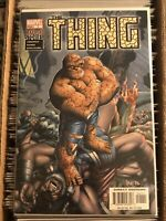 THE THING STARTLING STORIES #1 FANTASTIC FOUR INHUMANS 2003 MARVEL COMICS