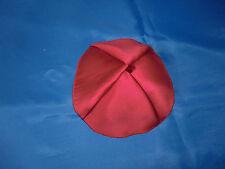 MITRA  Kardinalsmütze Kopie rot Pileolus KIPPA neu