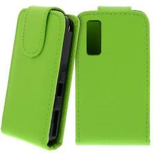 for Samsung Star S5230 Phone Flip Case Cover Case Protection Green