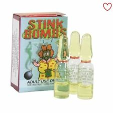 Stink Bombs Joke Shop Rotten Eggs Fart Funny Prank 1 Pack