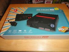 Hyperkin Retron 1 HD Gaming Console for Nes (Black & Red) Nintendo