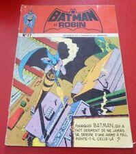 Soft Cover French Interpresse Comic Batman et Robin No.17