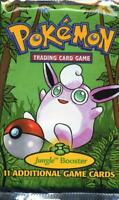 WOTC Pokemon  Jungle Booster Pack SW