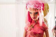 2004 Barbie Tokyo Pop FASHION FEVER Pink Hair & Dress