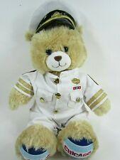 "New ListingBuild A Bear Bab Us Navy Bear Uniform Usa Military 16"""