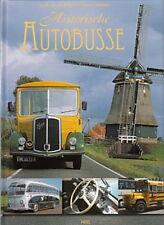 Boogert: Historische Autobusse Bildband/Buch/Busse/Omnibusse/Fotos/Bilder/Oldies