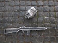 WWII M1 Carbine US Army Gewehr Wasserflasche Metal RC Panzer Deko Zubehör 1/16