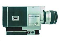 Vintage Movie Camera Argus/Cosina Instant Load Model 708 Auto Zoom Super 8 Japan