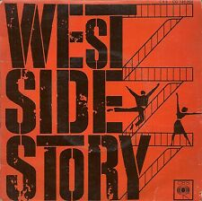 EP 4 TITRES--BOF / OST--WEST SIDE STORY--MARIA / TONIGHT / AMERICA