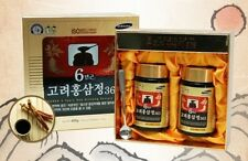 Korean 6Years Root Red Ginseng Extract 365 (240g x2EA) Healing PANAX NEW