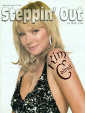 STEPPIN OUT - KIM CATTRALL COVER - SEX AND THE CITY