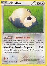 Ronflex - XY2:Etincelles - 80/106 - Carte Pokemon Neuve Française