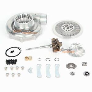 DIY Upgraded 05-07 Ford Powerstroke 6.0L Rebuild Kit Compressor Turbine Wheel