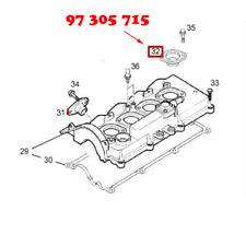 4X Diesel Fuel Injector Nozzle Cover Astra 98- Meriva Corsa 1.7 Zafira Z17D