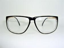 Renor, luxury eyeglasses, frames, Aviator, oval, Gold plated, NOS, hyper vintage