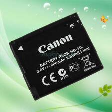 NEW Genuine Original Canon NB-11L Battery IXUS 170 160 165 157 680mAh 3.6V