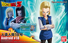 DRAGON BALL Z ANDROID 18 FIGURE RISE FIGURA NEW NUEVA BANDAI.