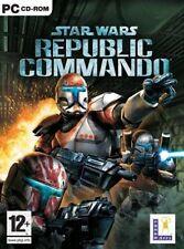 Star Wars Republic Commando 12 PC Cd-rom With Manual