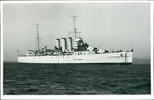 HMS London 1929 Wright & Logan JD.979