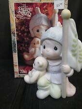 Precious Moments Limited Edition Figurine, 1991, This Land Is Our Land, 527777